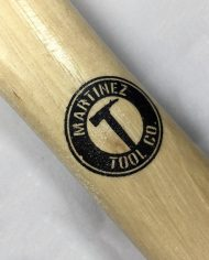 mtc-19-wood-handle-hammer-logo